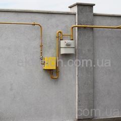 капитальный забор из газобетона 1