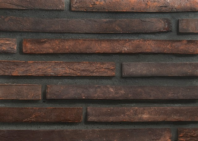 Таврический тёмный длинный Лонгформат (тёмный шов)