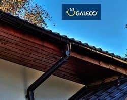 Водосточная система GALECO PVC 150