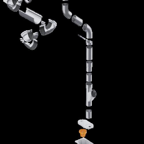 Водосточная система Galeco Luxocynk