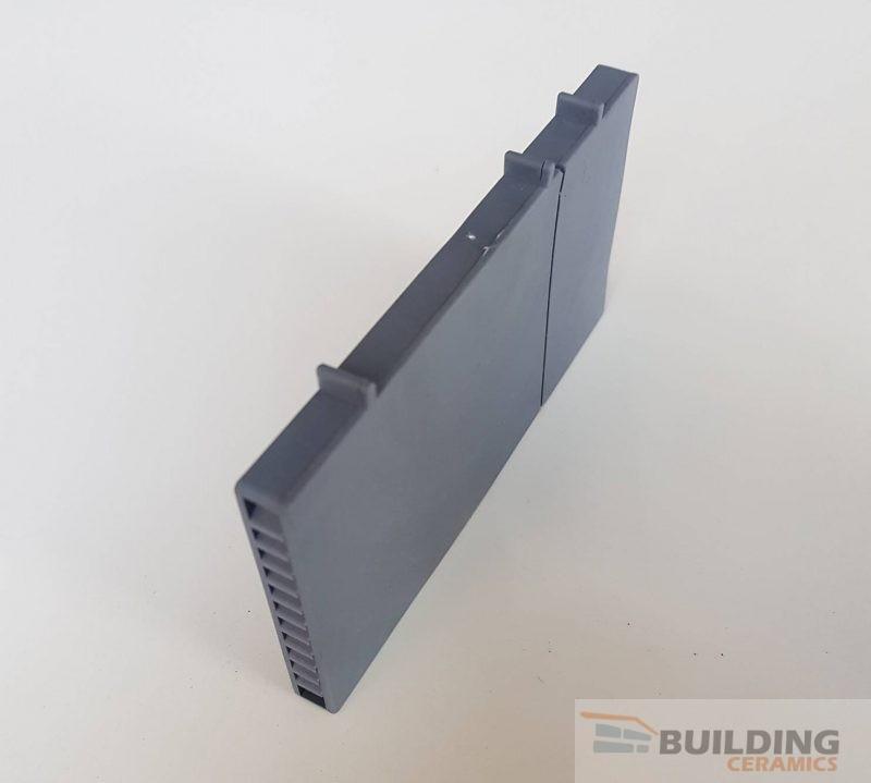 вентеляционная коробка вент коробка серая