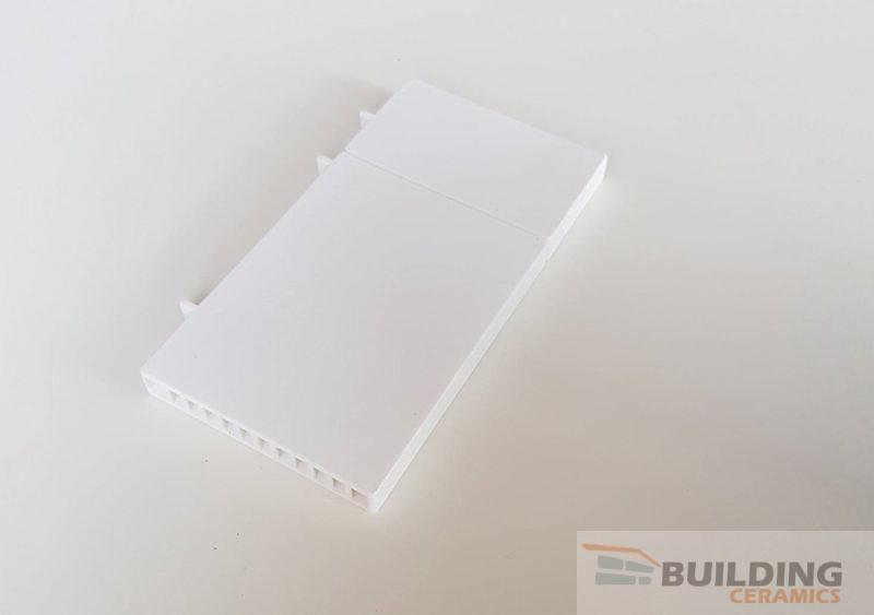 вентеляционная коробочка белая