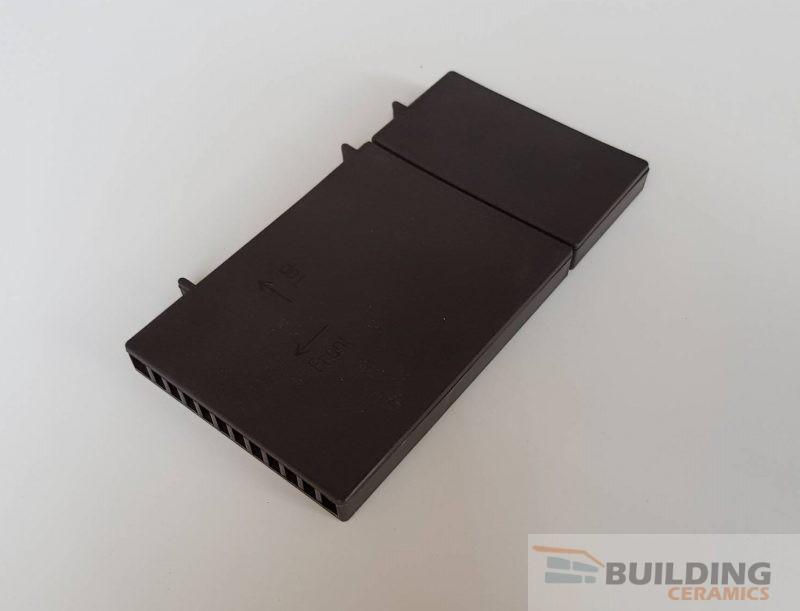 Вентеляционная коробочка коричневая