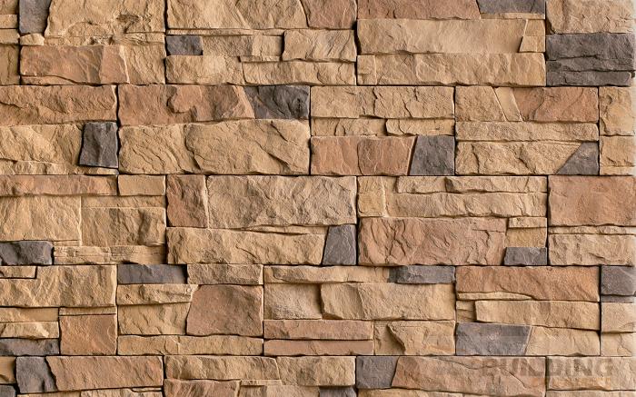 облицовочная плитка под декоративный камень абрау 1051