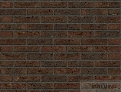 кладка стены темно красный нюанс кирпич ручной формовки голландский клинкер