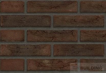 темно красный нюанс кирпич ручной формовки голландский клинкер