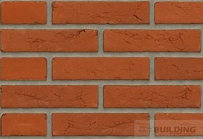 оранжевый голландский кирпич ручной формовки
