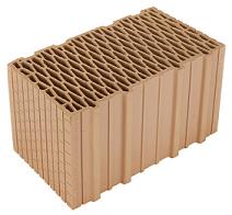 керамический блок heluz plus 44