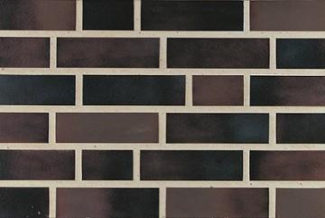 облицовочная клинкерная плитка ammonit 92800 фасадная плитка коричнево черный нюанс