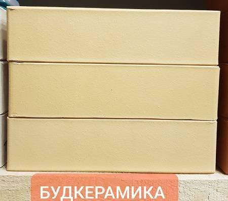 лицевой кирпич светложелтого цвета евротон будкерамика харьков