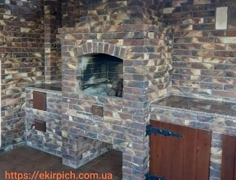 мангал печь м200 готика пологи будкерамика харьков