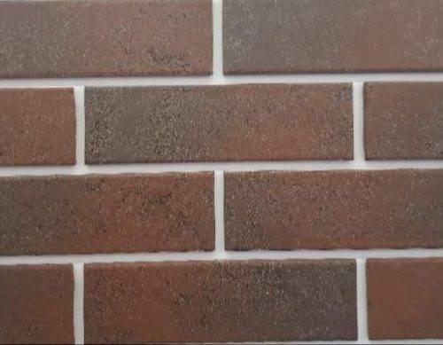Облицовочная фасадная плитка Семир Браун Польша в БудКерамика