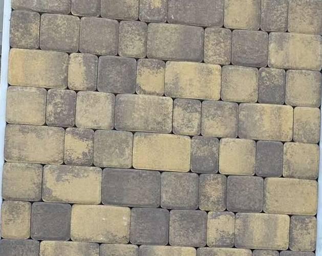 Старый город Колормикс Марокко брусчатка RockSide Будкерамика Харьков