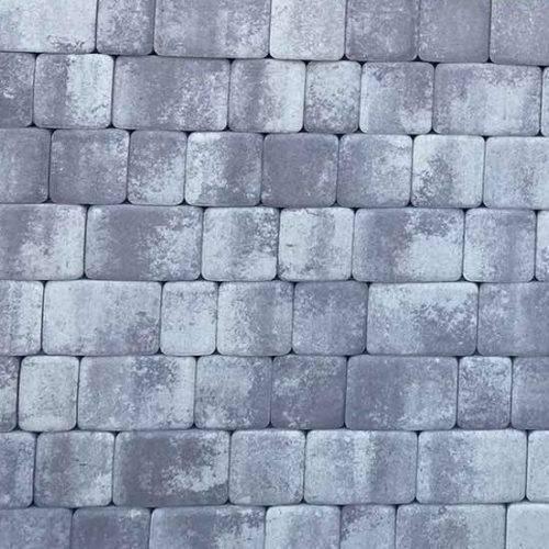 Тротуарная плитка Старый Город Колормикс брусчатка RockSide Ретро Будкерамика Харьков