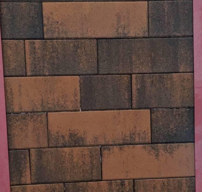 бетонная брусчатка плитка палуба колормикс корал будкерамика харьков